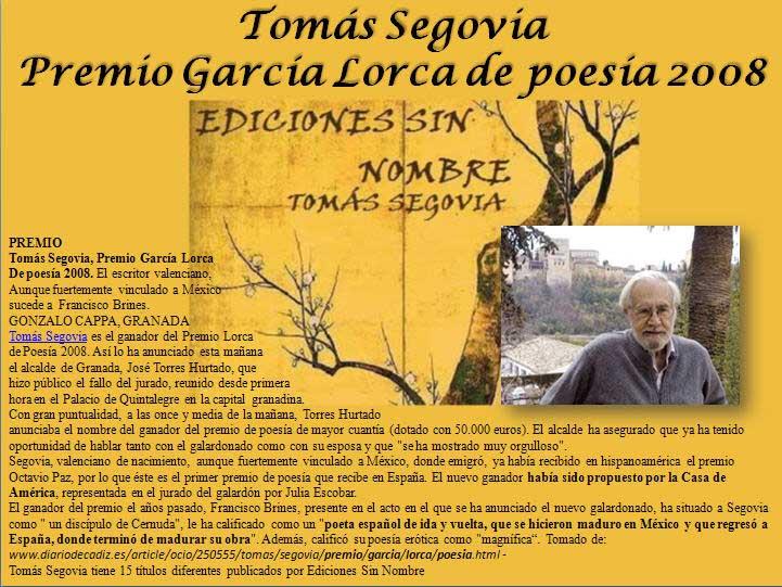 Tomás Segovia
