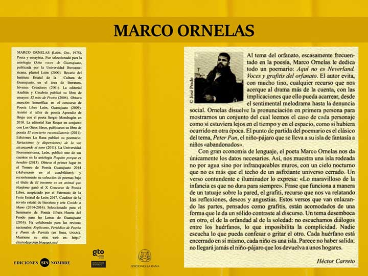 Marco Ornelas
